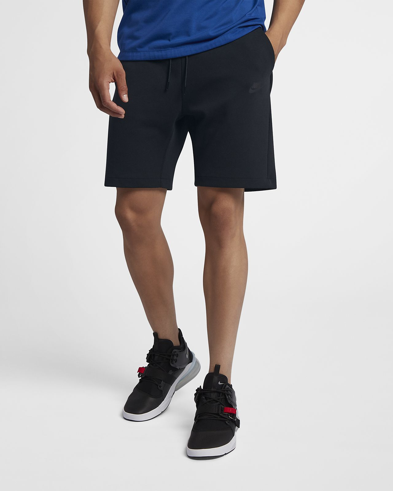 Shorts in fleece Nike Sportswear Tech Fleece - Uomo