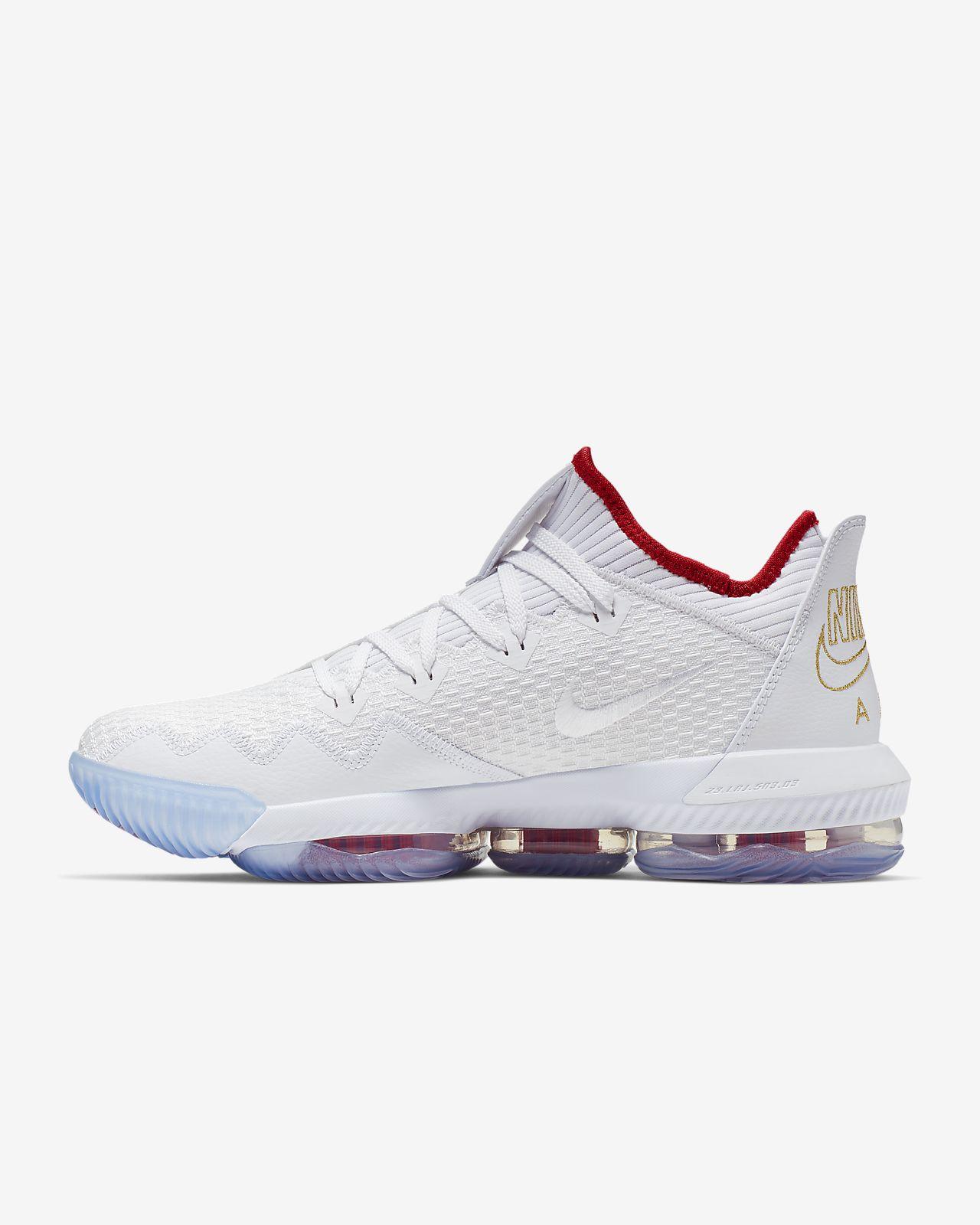 watch 8333a f9c57 ... LeBron 16 Low Basketball Shoe