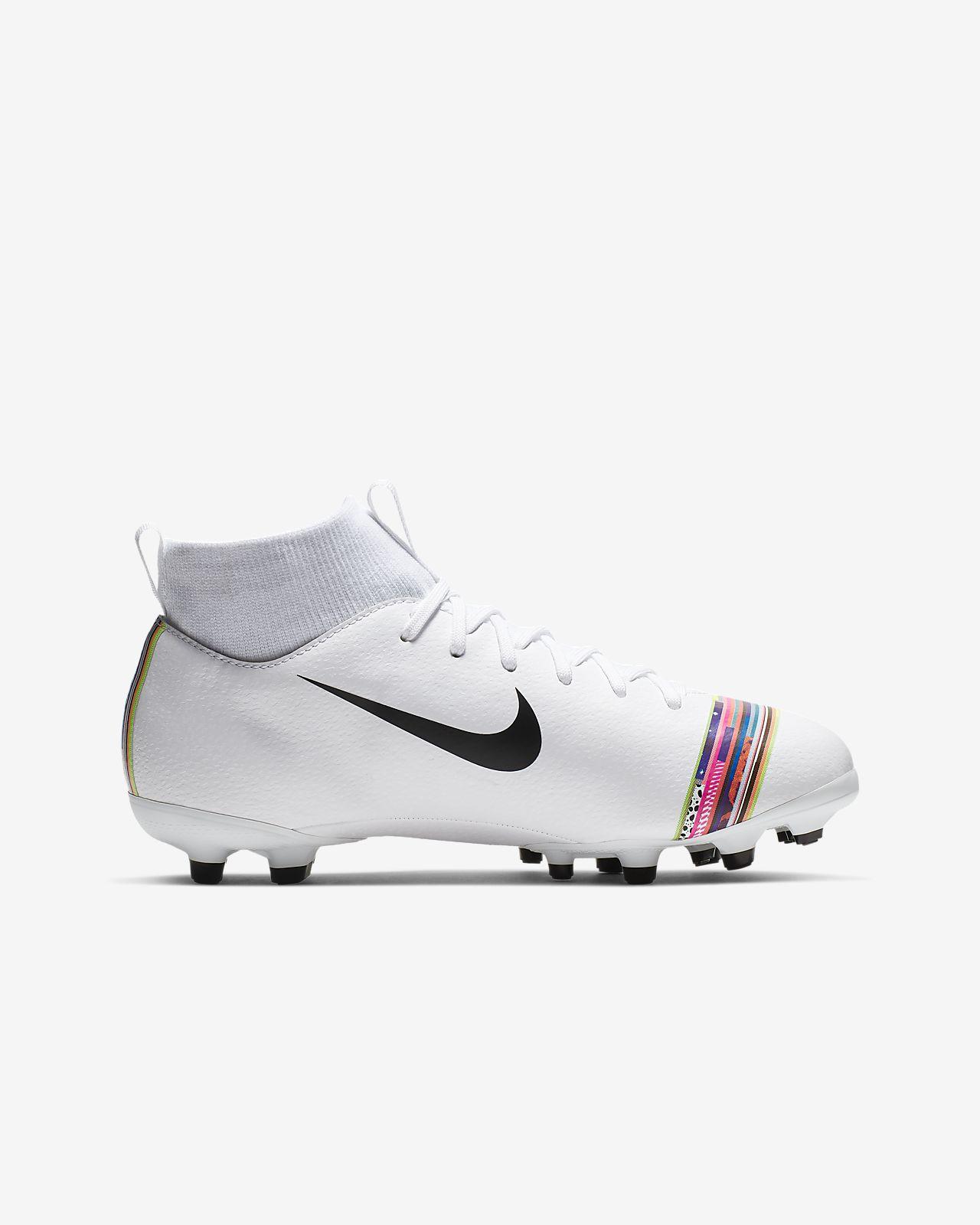 more photos b248b dfe31 ... Nike Jr. Superfly 6 Academy LVL UP MG Fußballschuh für verschiedene  Böden für jüngere/