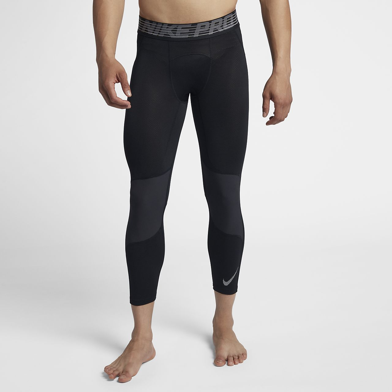 Nike Pro HyperCool Men's 3/4 Basketball Tights