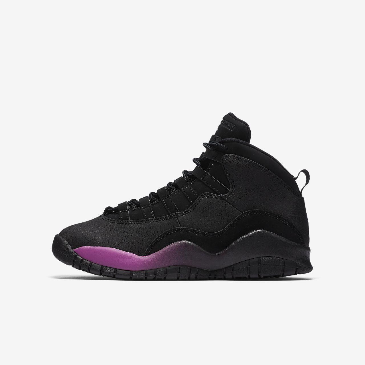414765e1eace5 ... Air Jordan X Retro Zapatillas de baloncesto (35