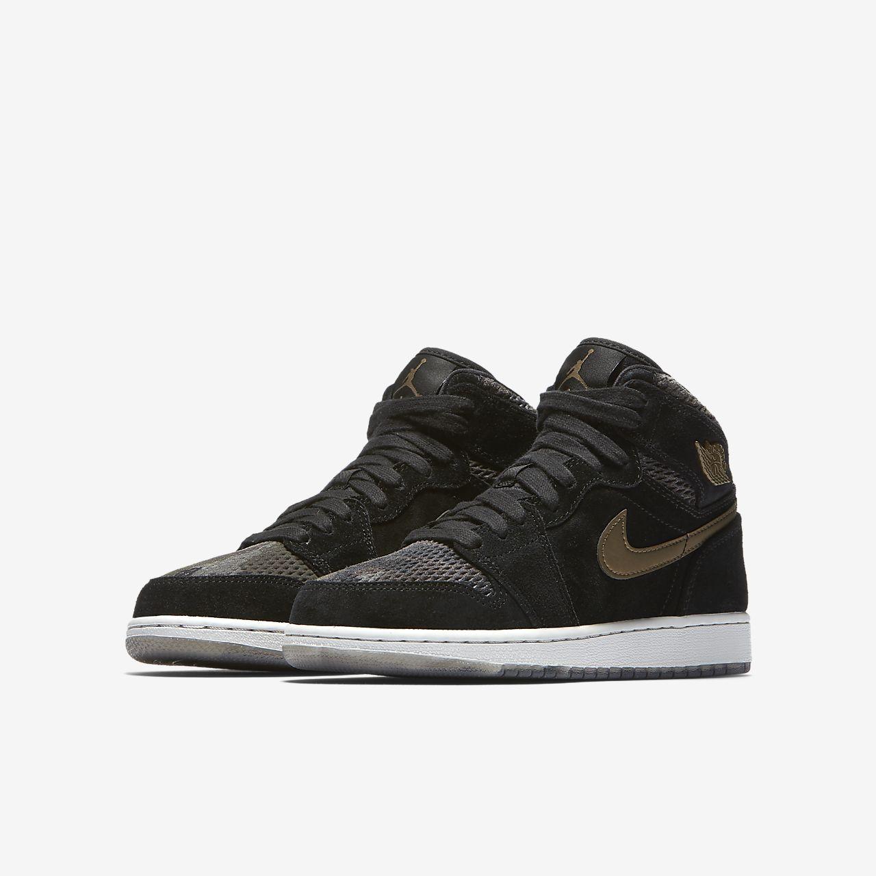air jordan big kids shoes