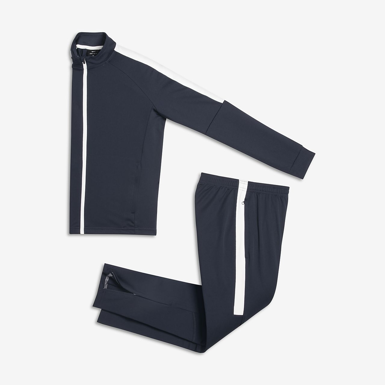 ... Nike Dri-FIT Academy Older Kids' Football Track Suit