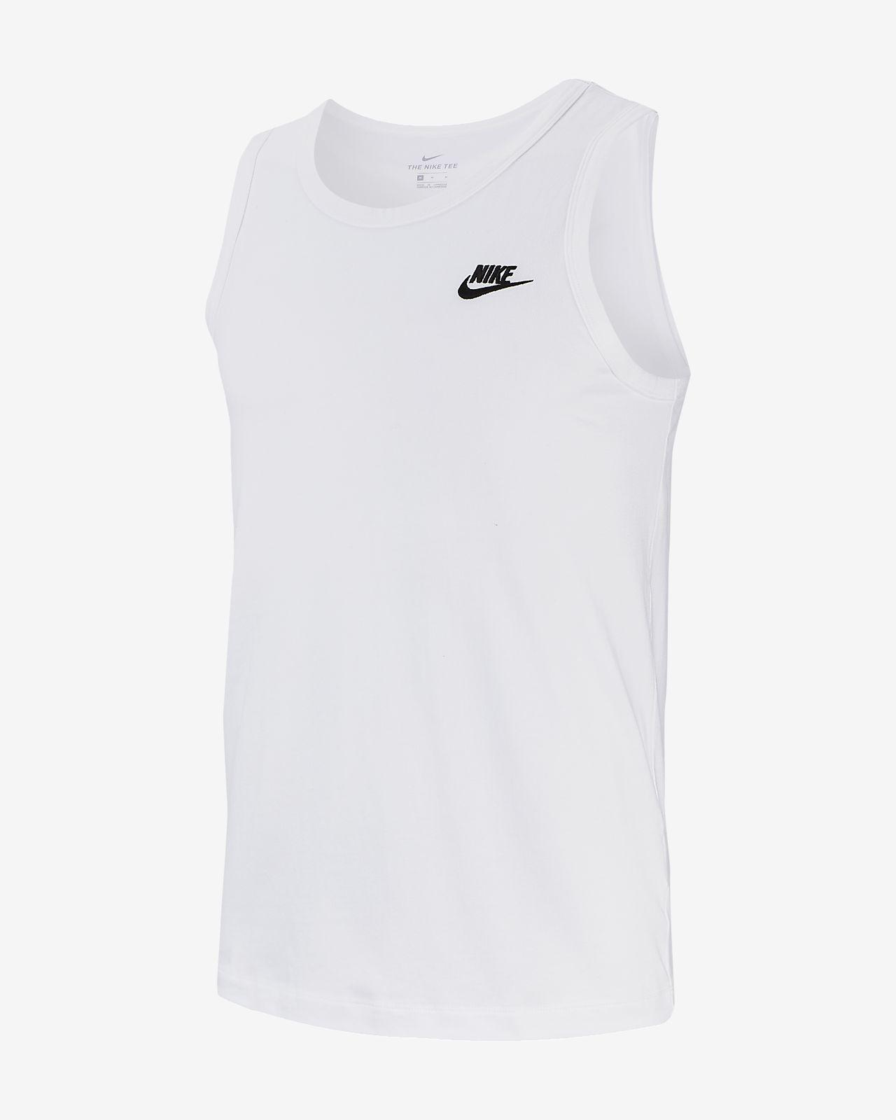 Męska koszulka bez rękawów Nike Sportswear