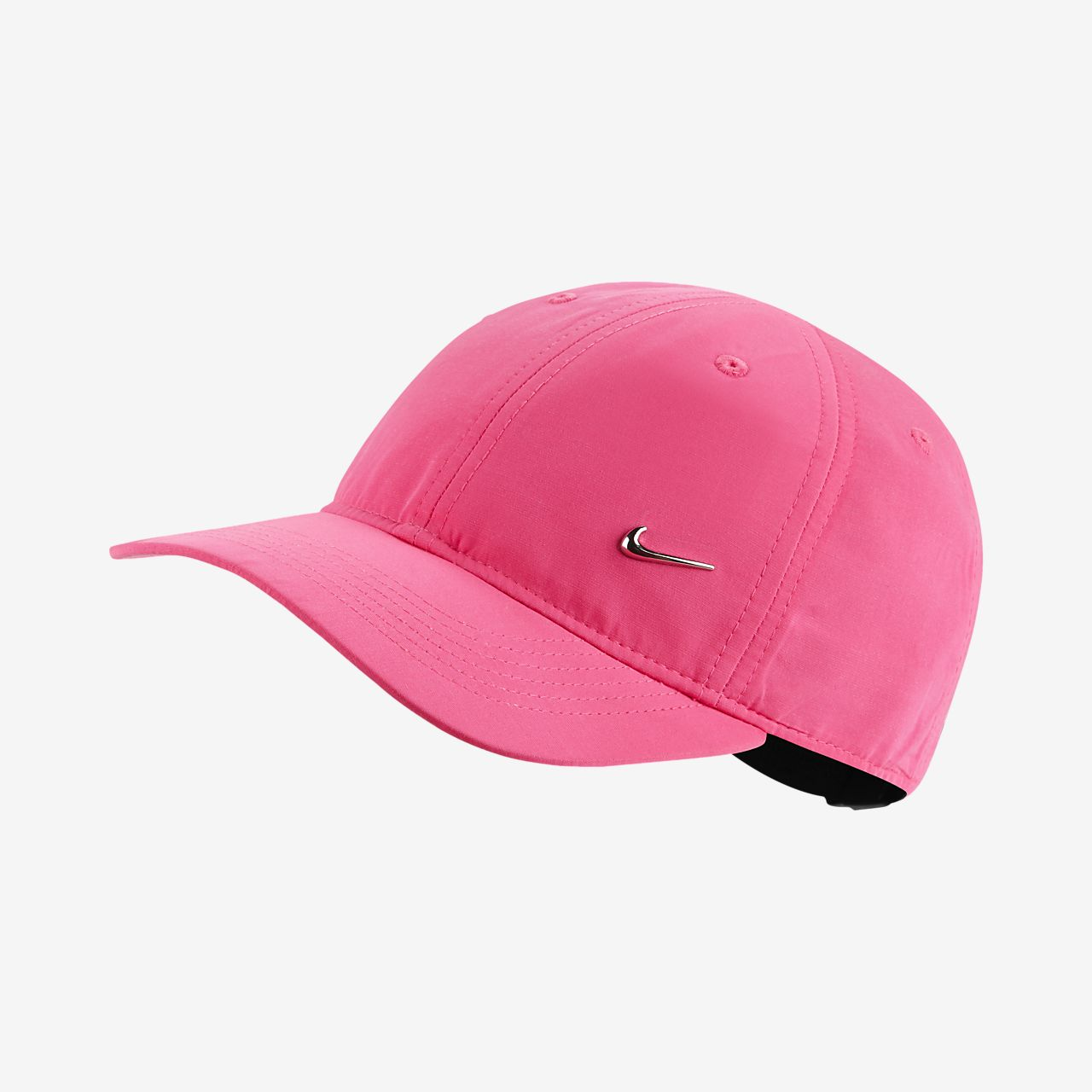 ec0f6b15870 Nike H86 Metal Swoosh Younger Kids  Adjustable Hat. Nike.com GB