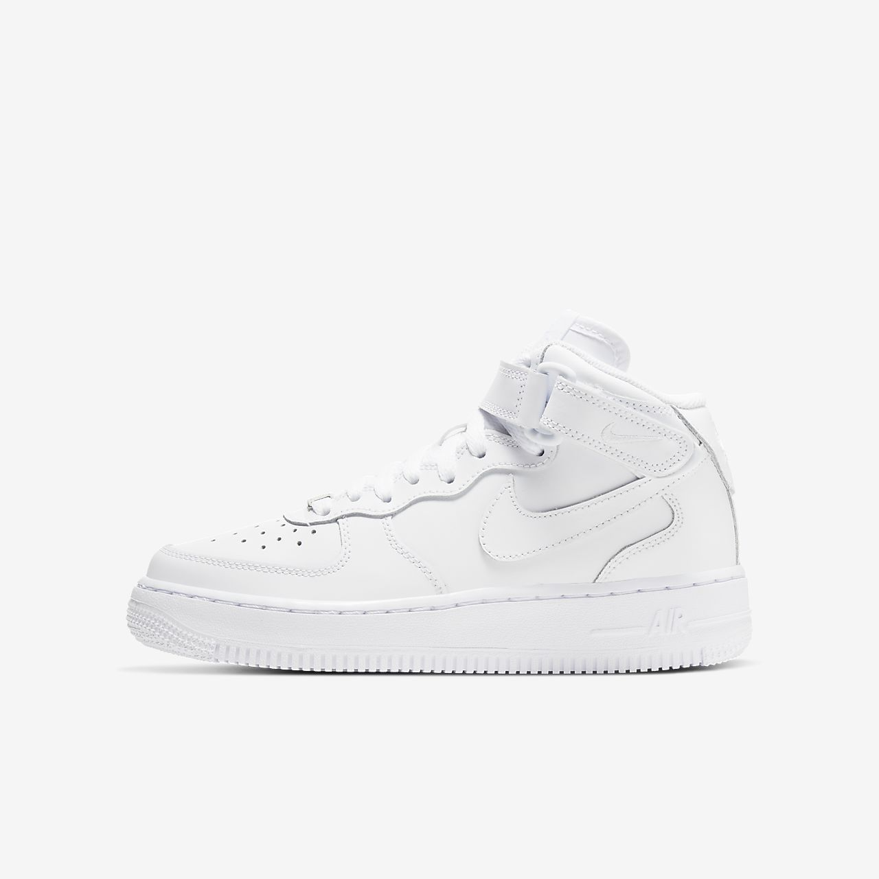 new style ed69b 91ffb ... Nike Air Force 1 Mid 06 Big Kids  Shoe