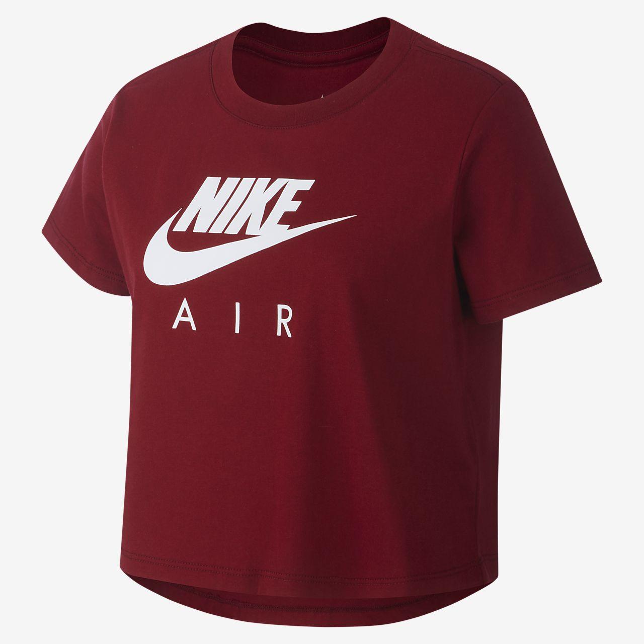 Nike Air magetopp til store barn (jente)