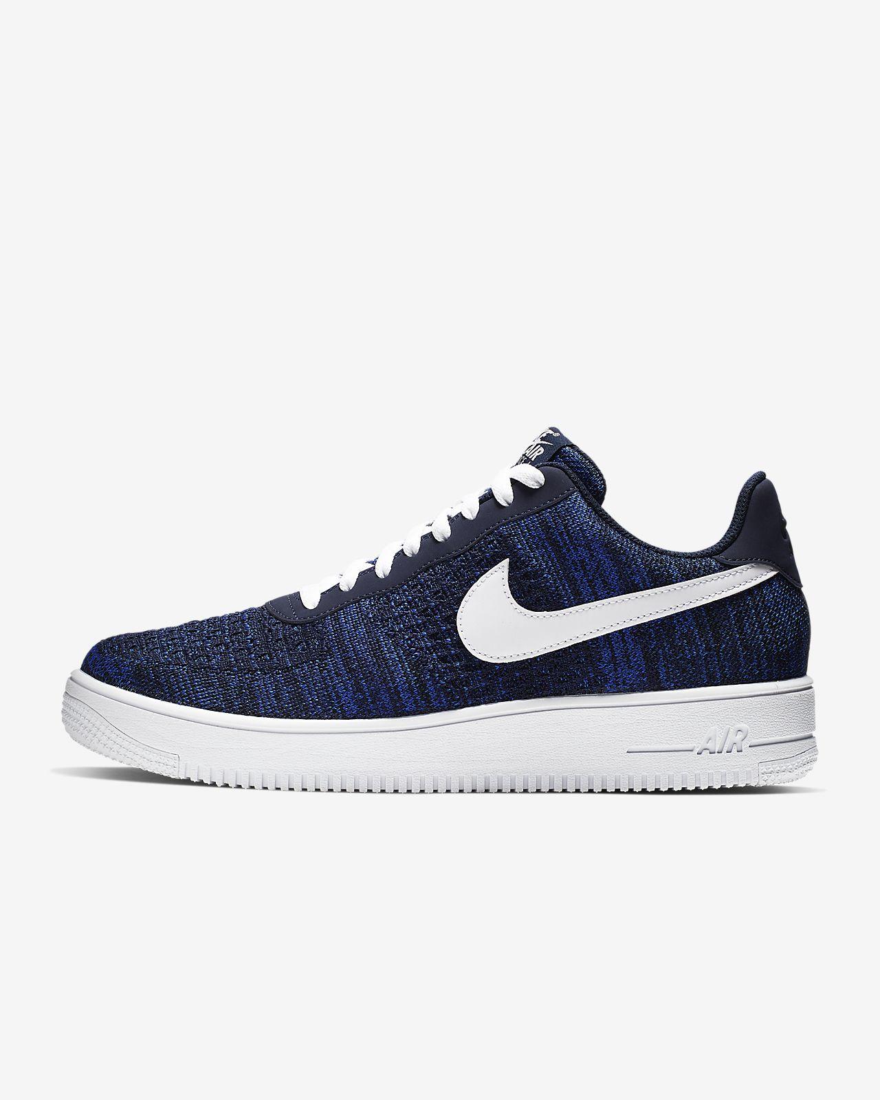 huge discount b590a e5579 Nike Air Force 1 Flyknit 2.0-sko til mænd. Nike.com DK