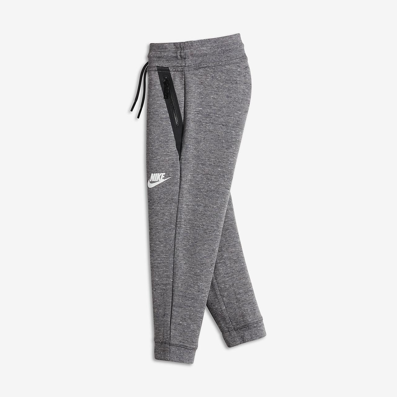 Nike Tech Fleece Younger Kids' (Girls') Trousers