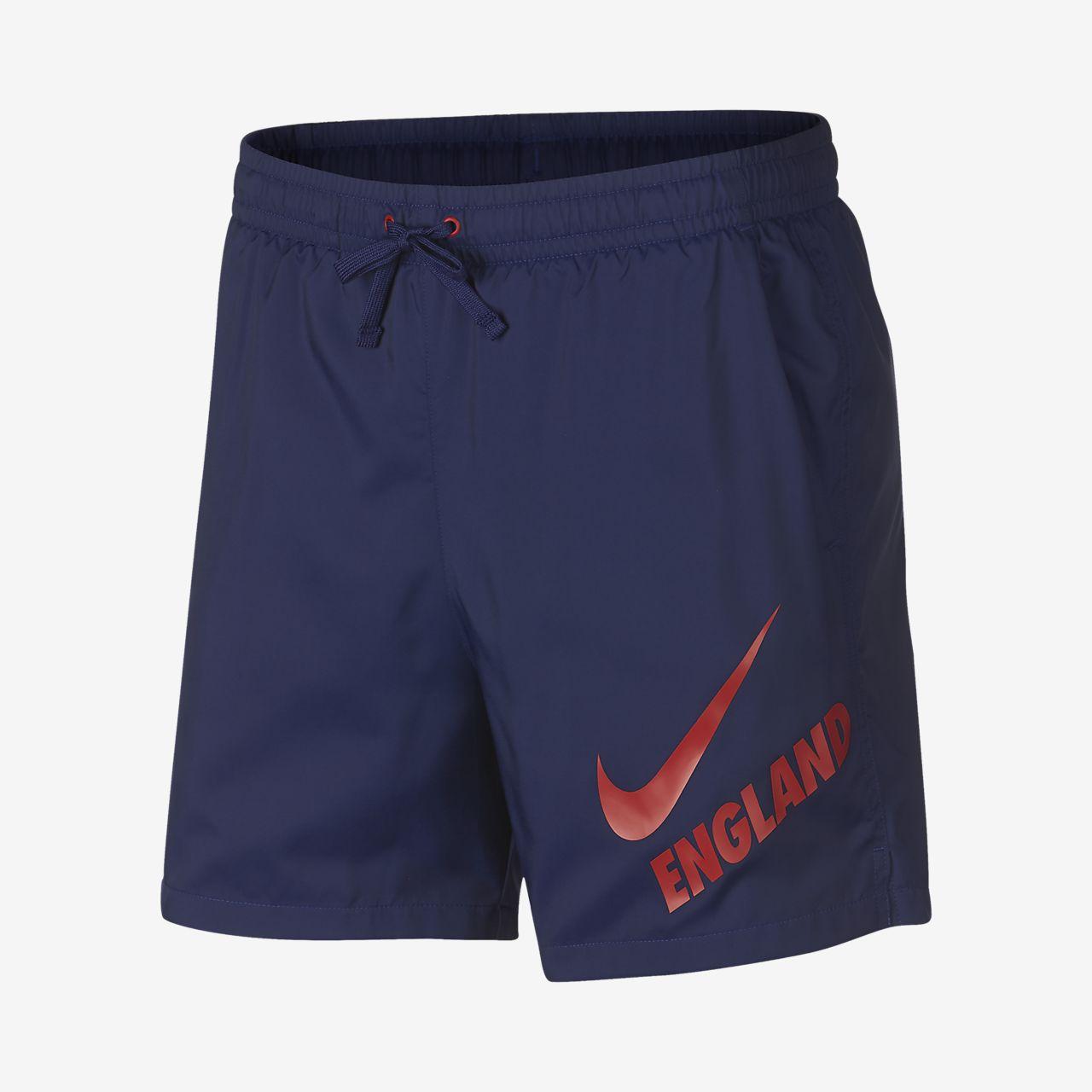 England Men's Woven Shorts