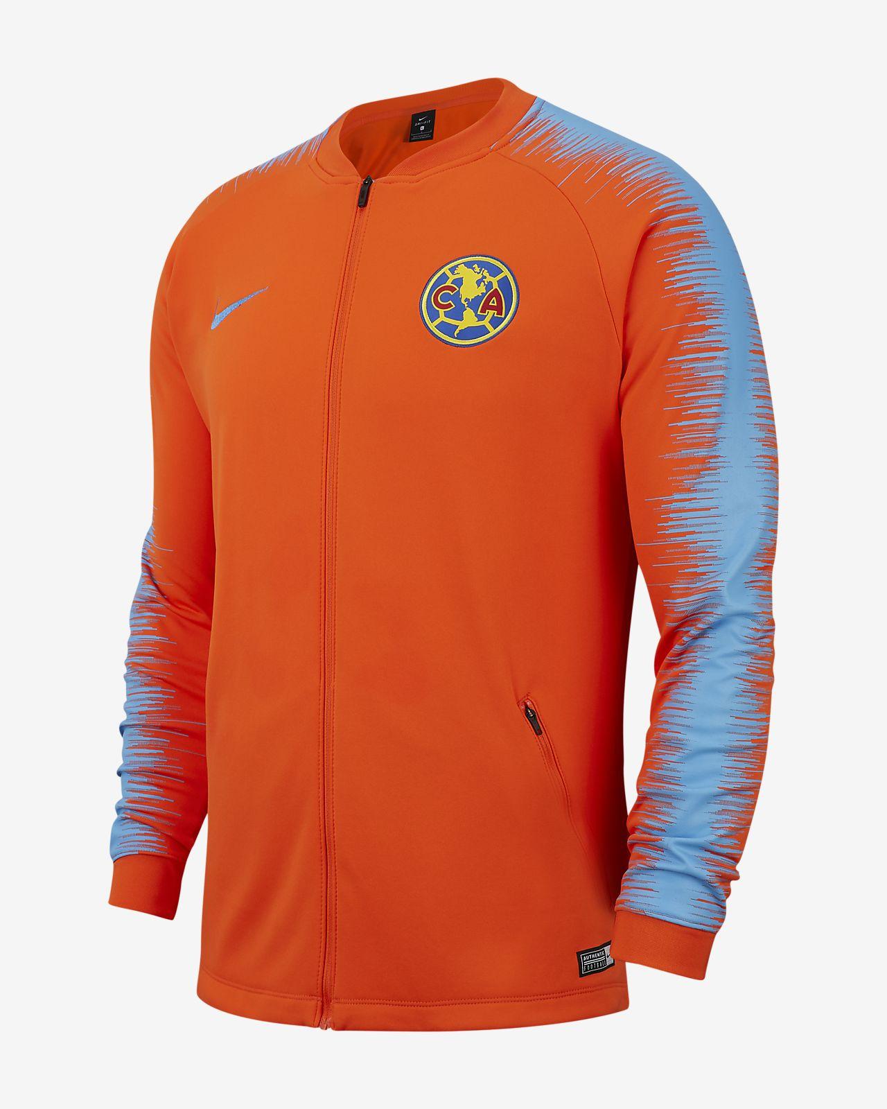 214e79b97 Club America Men s Soccer Jacket. Nike.com