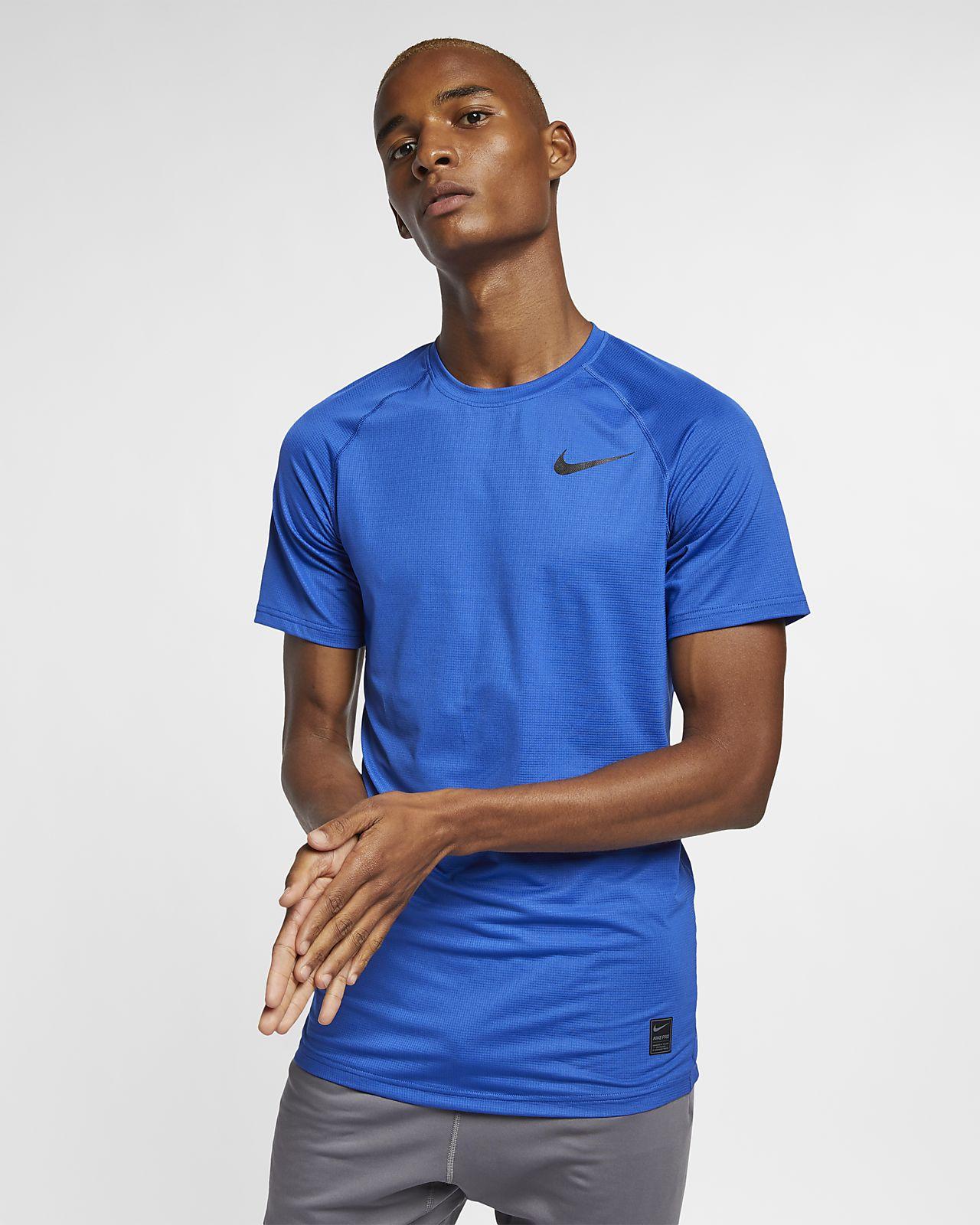 Nike Breathe Pro男子短袖训练上衣