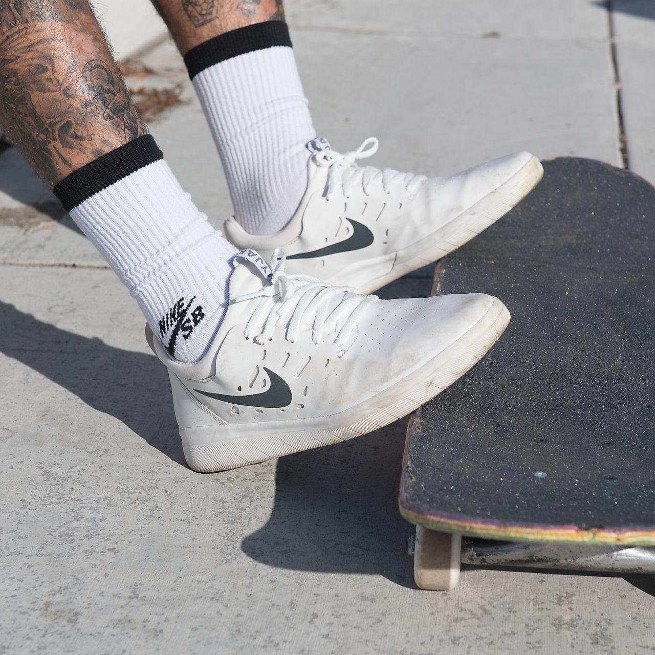 Nike SB Nyjah Free Skate Shoe. Nike.com 546b5feb9
