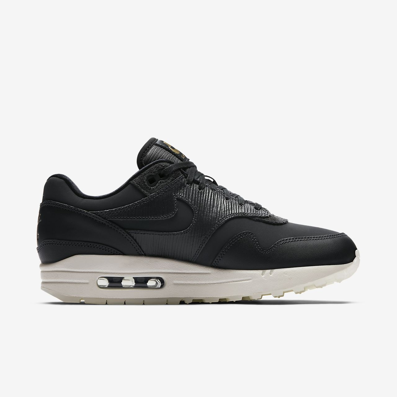 black air max 1 gum sole nz