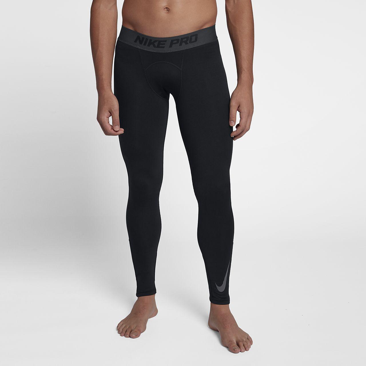 Legginsy męskie Nike Pro Dri-FIT Therma