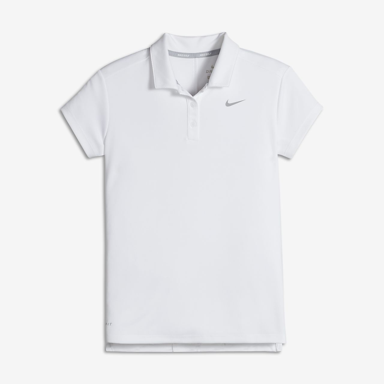 Nike Dri-FIT Victory Older Kids' (Girls') Golf Polo