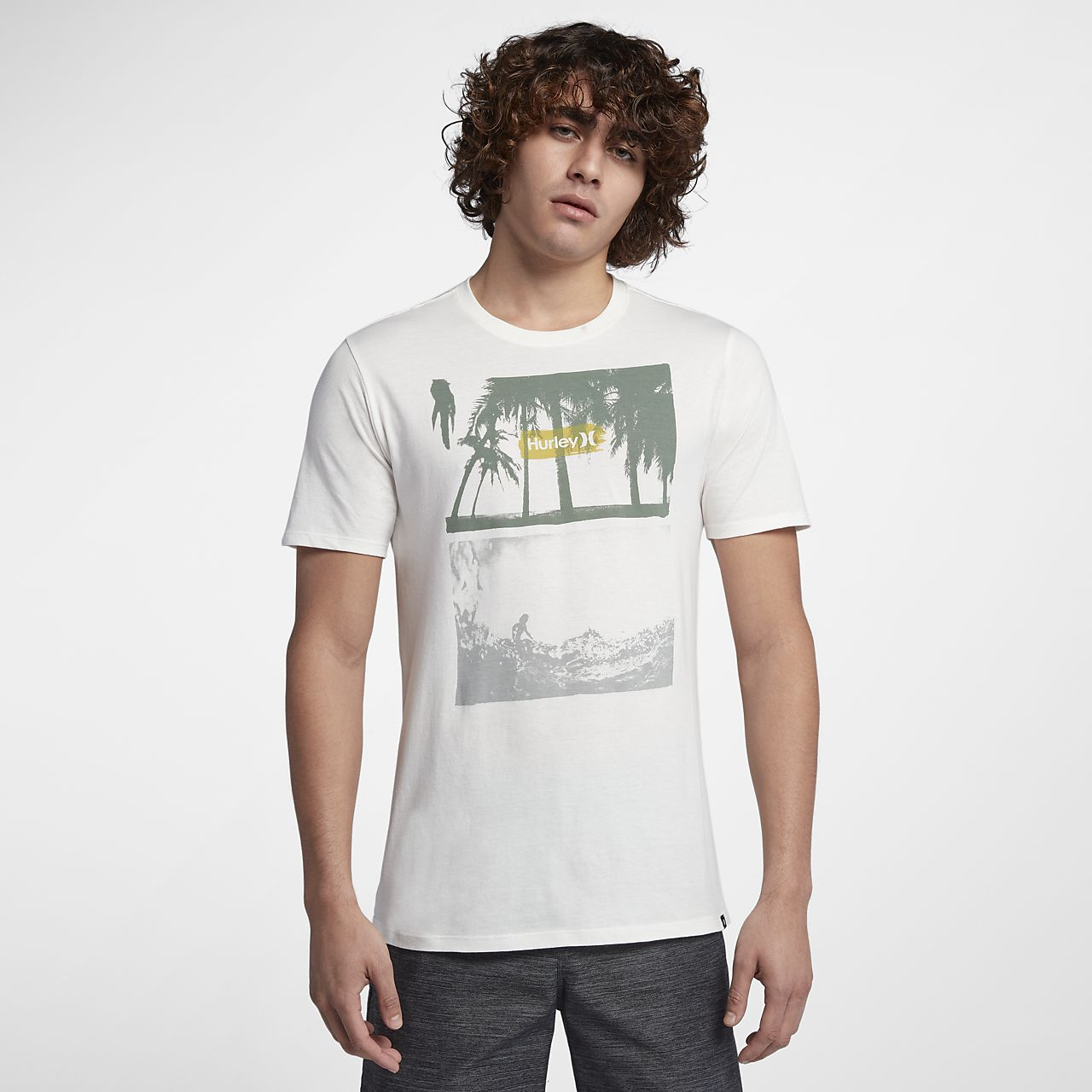 Hurley Alright Men's T-Shirt