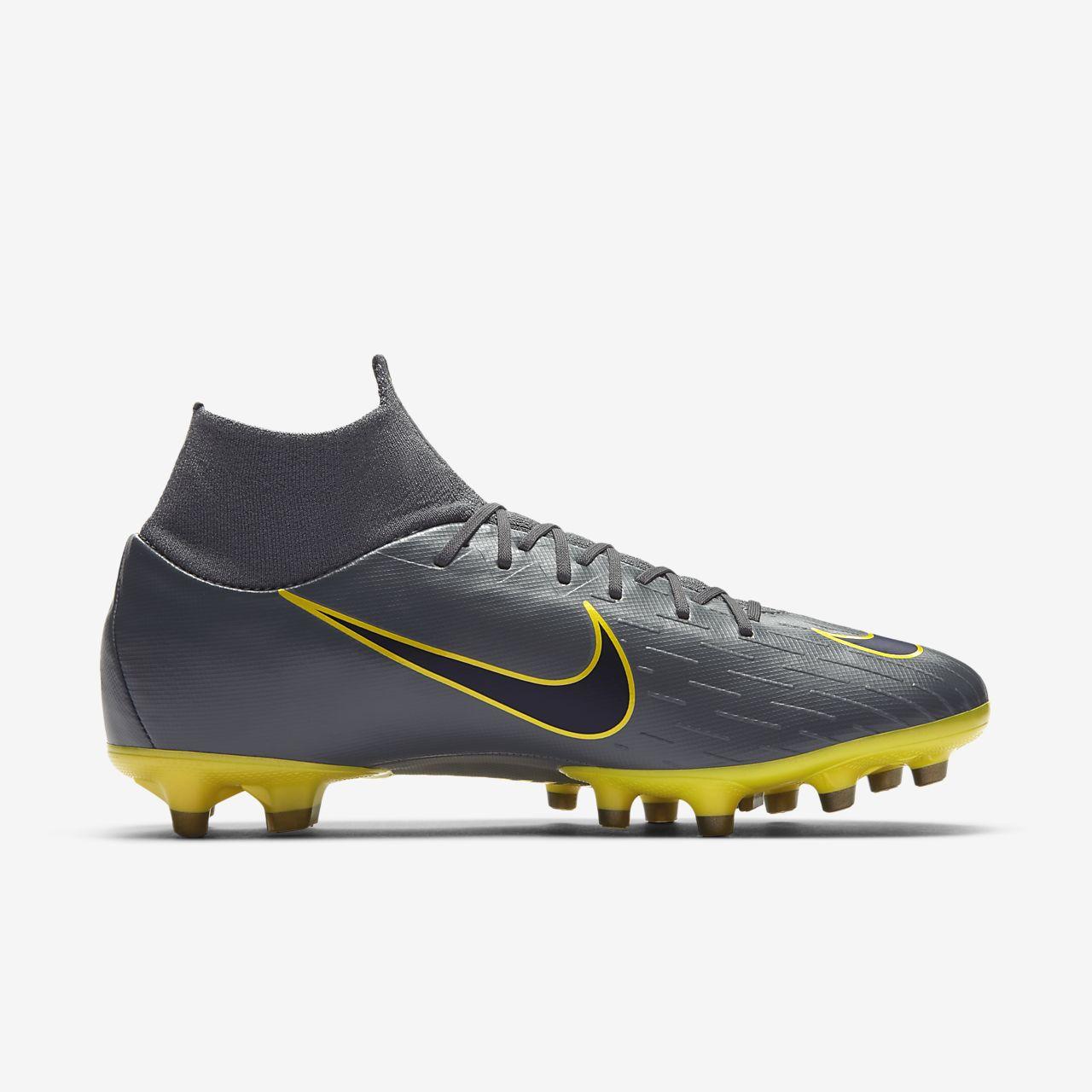 84824a45ce475 ... Nike Mercurial Superfly VI Pro AG-PRO Botas de fútbol para césped  artificial