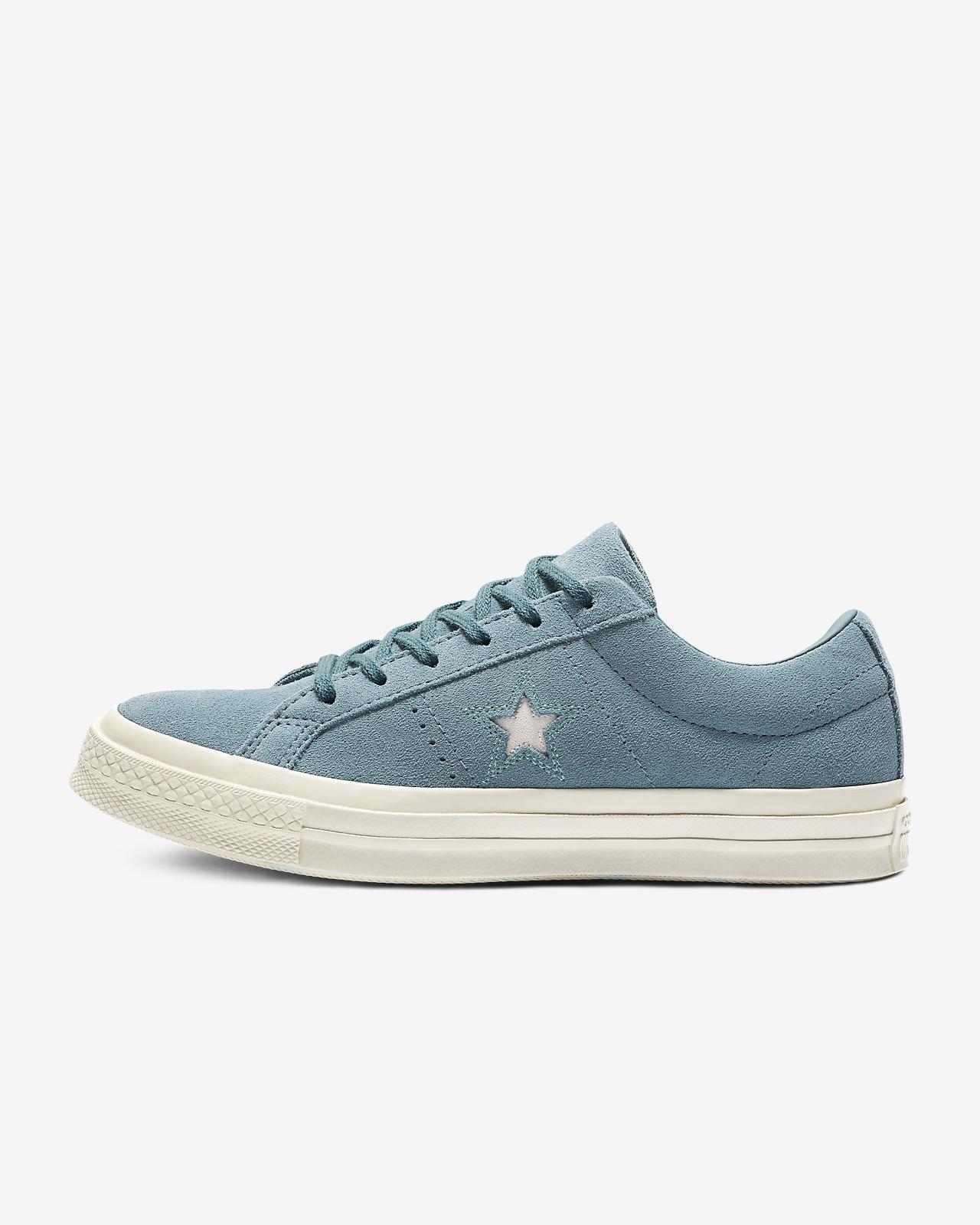 One Star Love Metallic Low Top Unisex Shoe