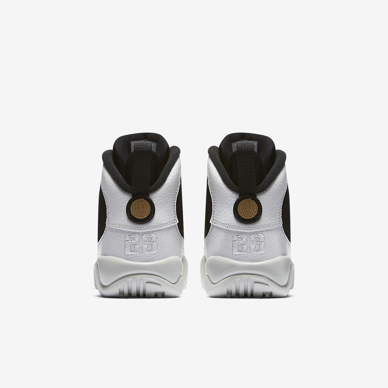 ... Air Jordan 9 Retro Older Kids' Shoe