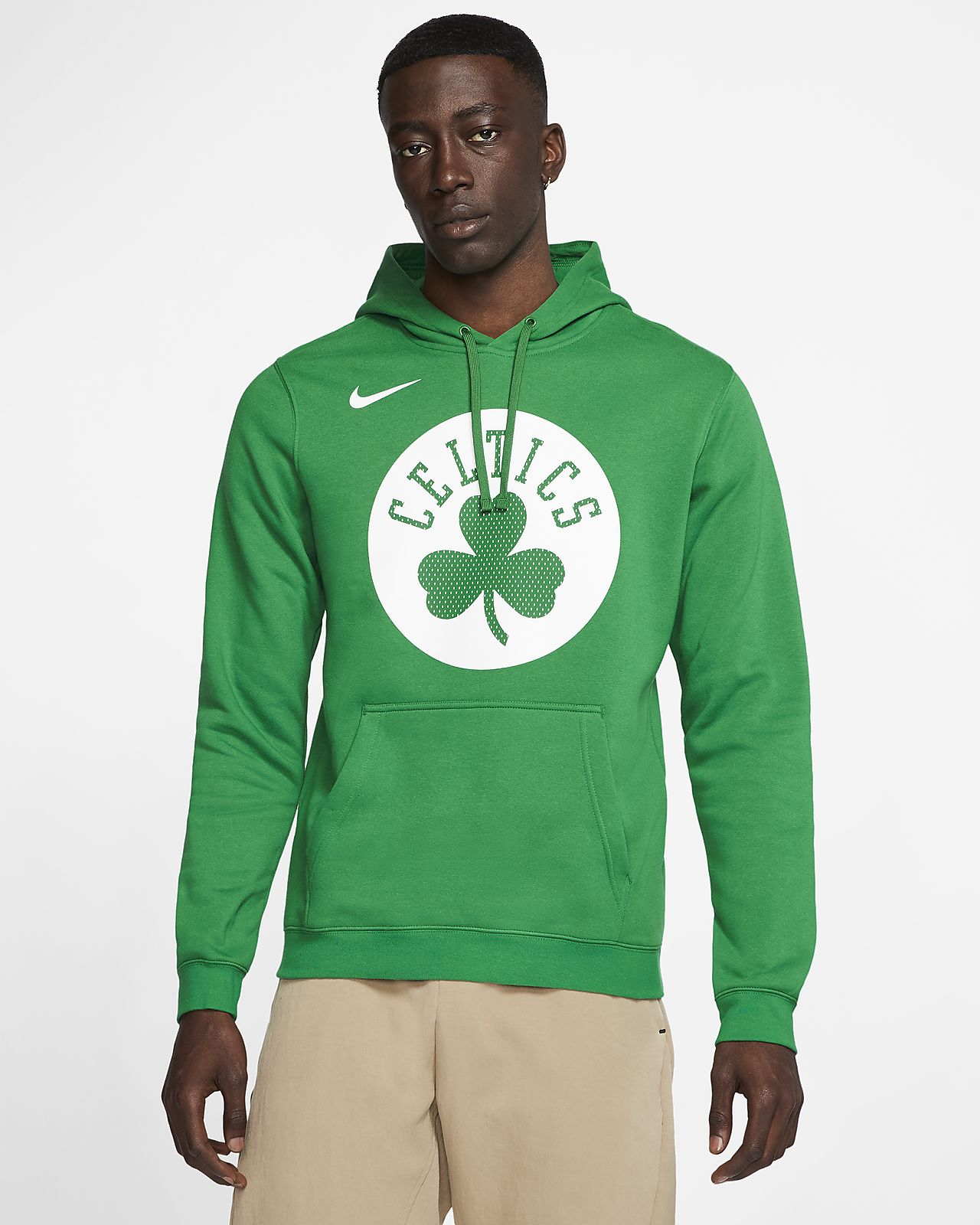 Boston Celtics Nike Men's NBA Hoodie