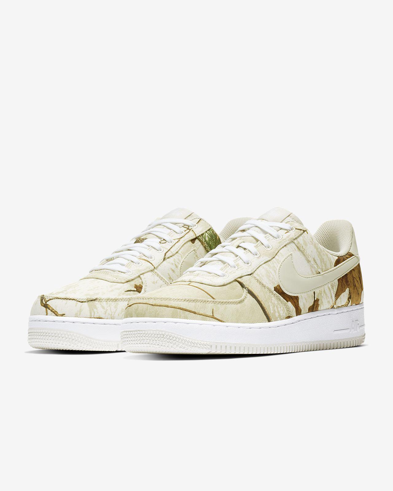ładne buty 2018 buty tania wyprzedaż usa Nike Air Force 1 '07 LV8 3 Realtree® Men's Shoe