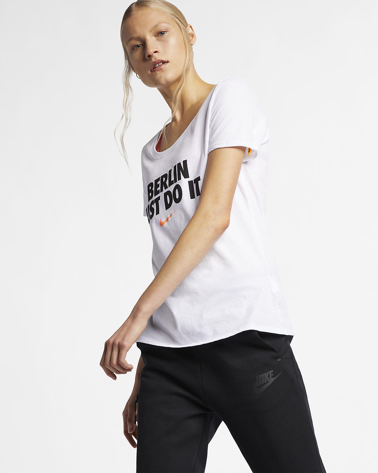 Nike Sportswear JDI T-skjorte til dame