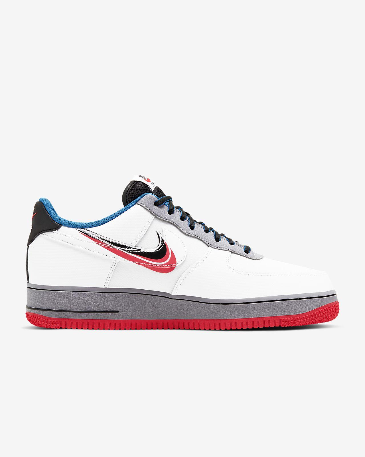 Fácil de usar Zapatilla de Hombre Cuero Nike air force 1 07