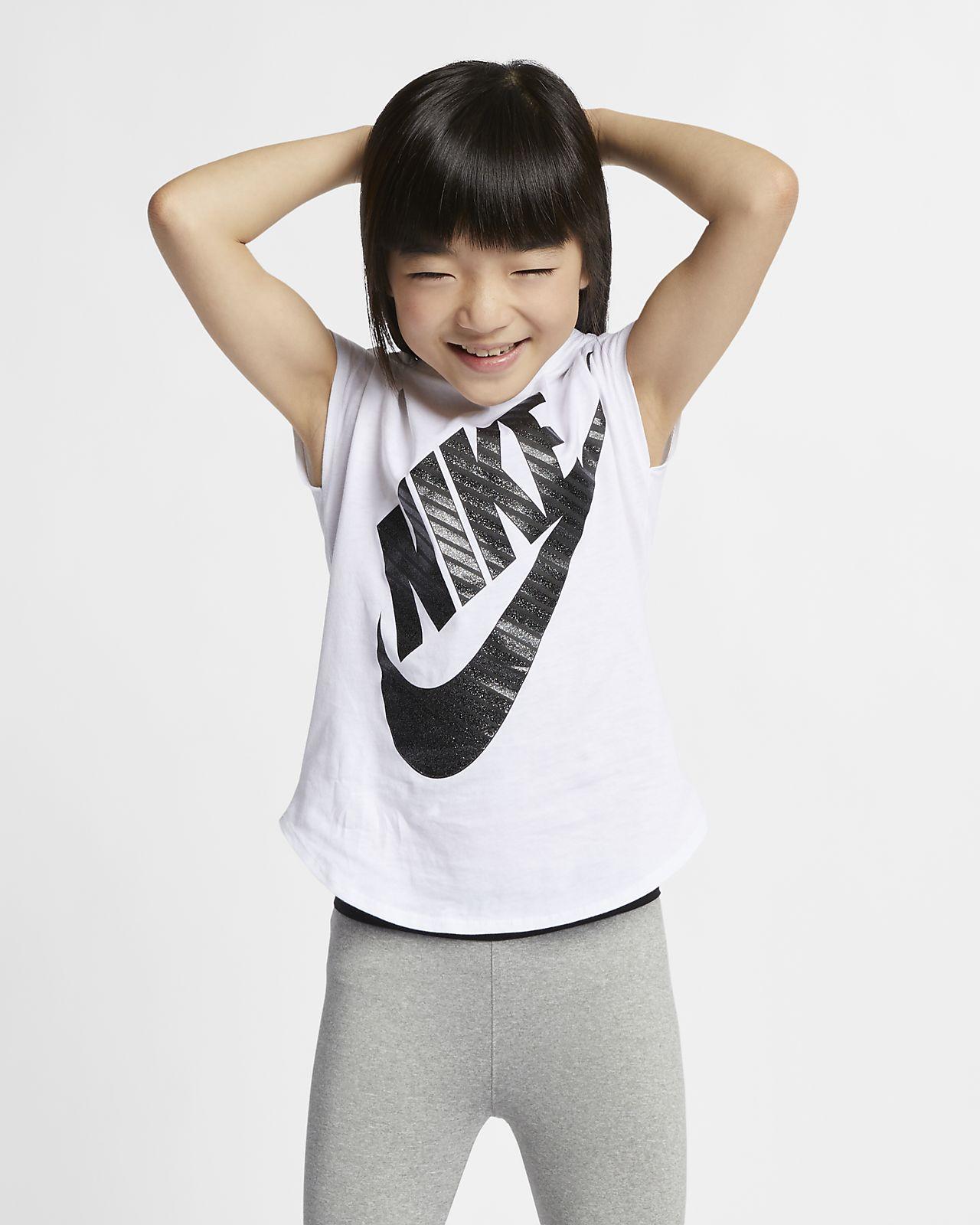 2d7d0705b72f46 Nike Sportswear Younger Kids' T-Shirt. Nike.com LU
