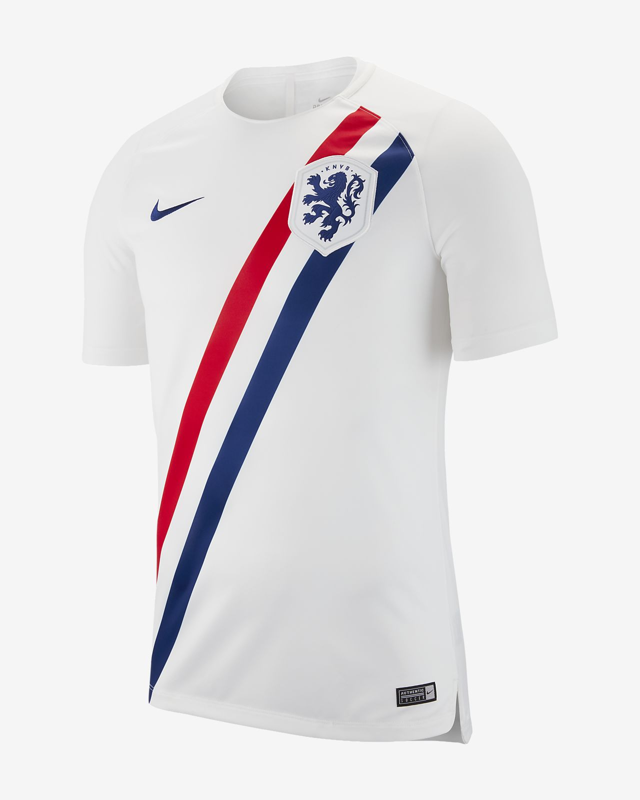 Top de fútbol para hombre Netherlands Dri-FIT Squad