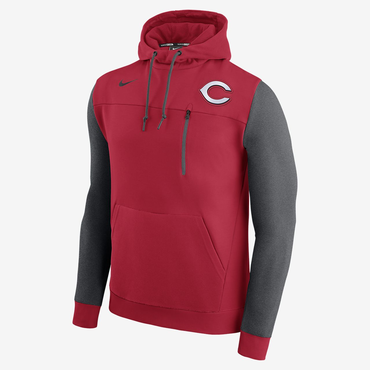 ... Nike AV15 Fleece (MLB Reds) Men's Hoodie