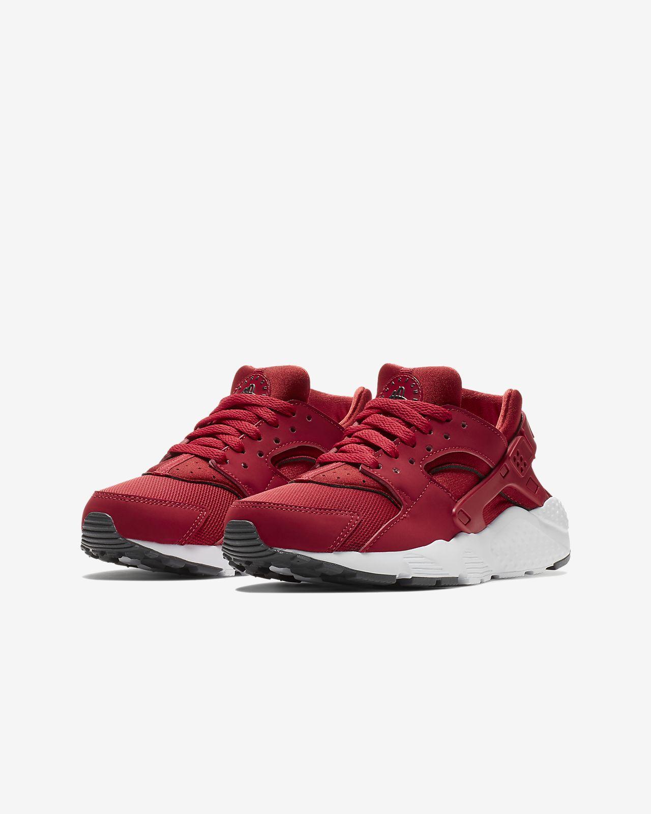 Nike Huarache Se Big Kids Shoe Pink