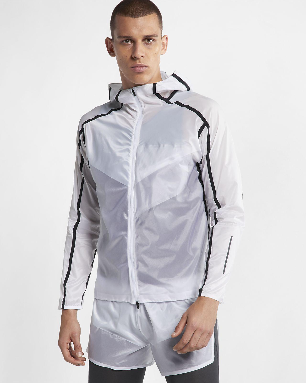 ナイキ テック メンズ ランニングジャケット