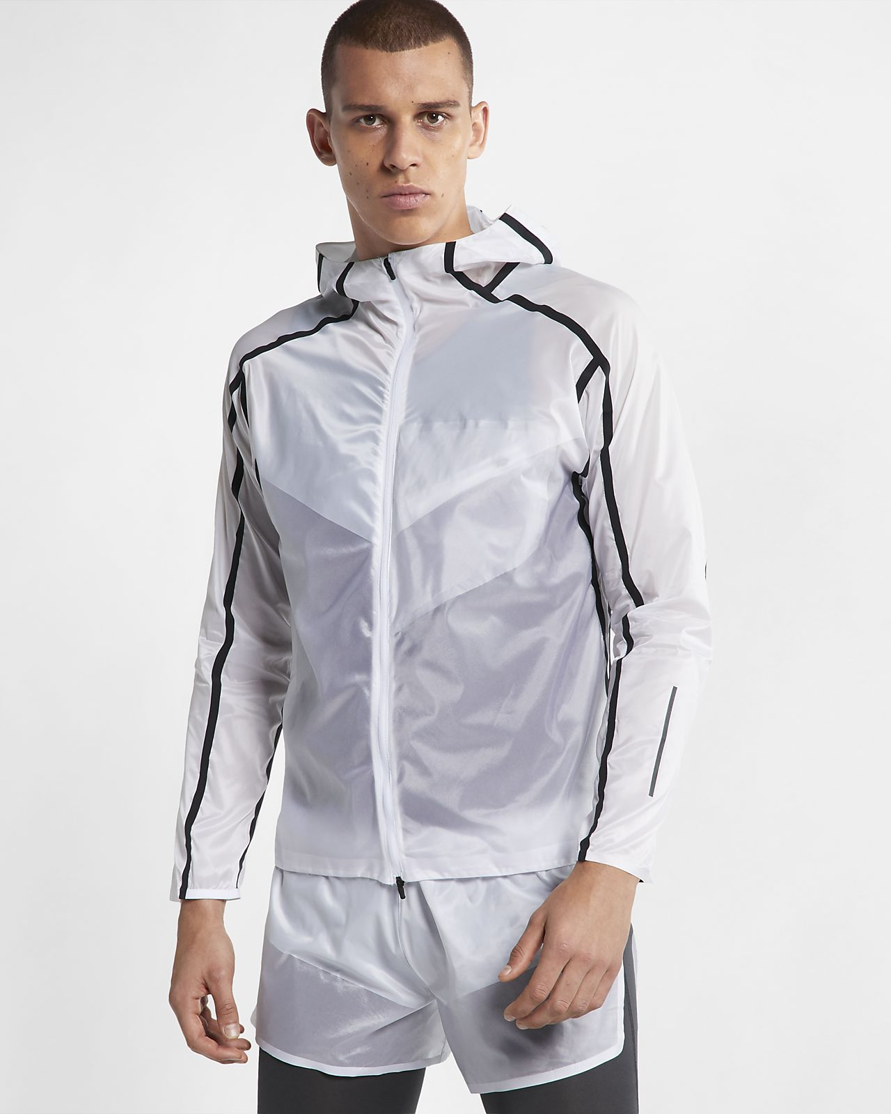 Nike Tech 男款跑步外套