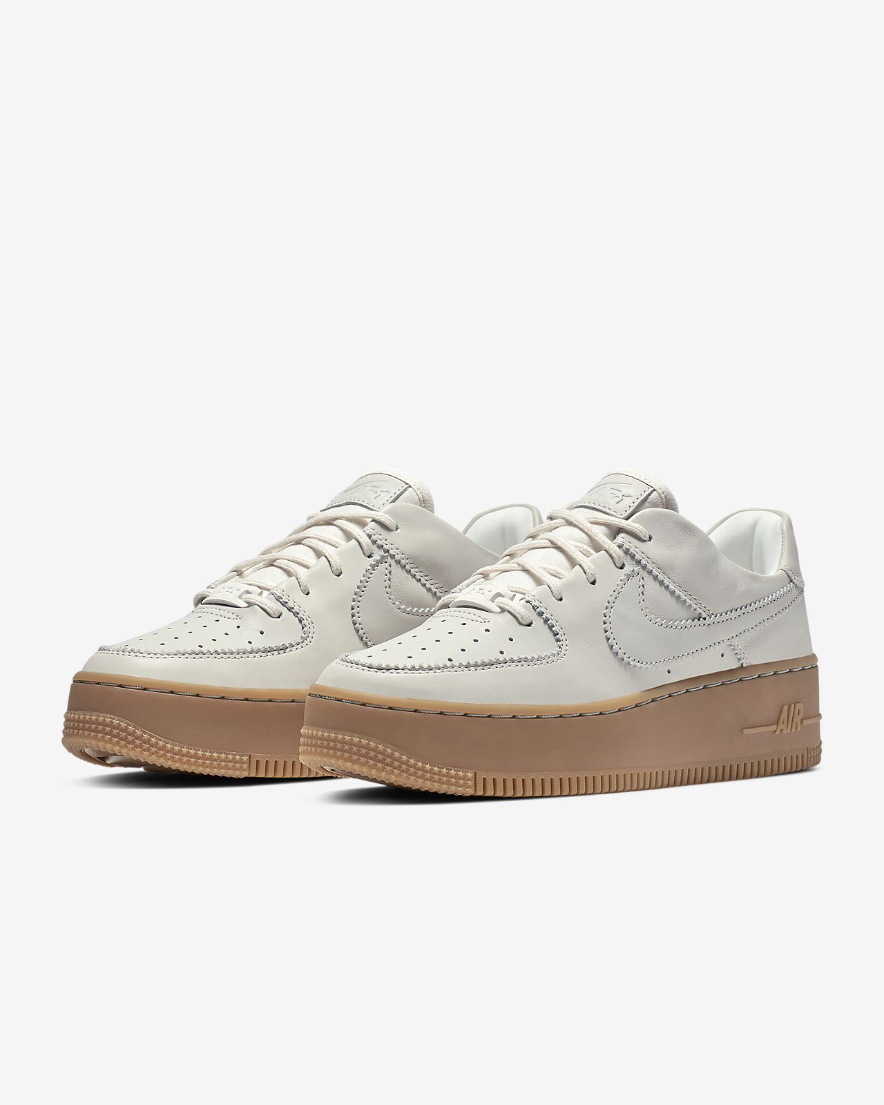 brand new 9a71f b3e45 ... Sko Nike Air Force 1 Sage Low LX för kvinnor