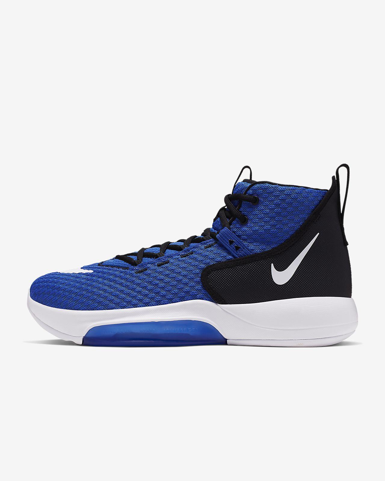 Παπούτσι μπάσκετ Nike Zoom Rize (Team)