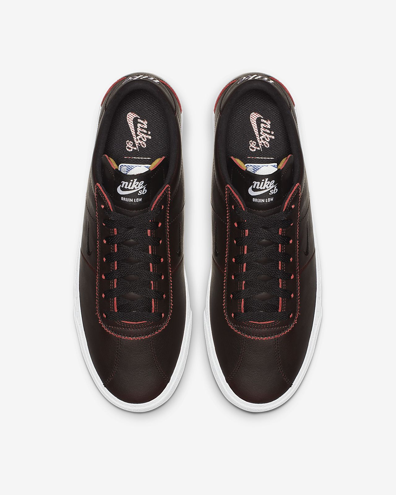 99deae5802365 Nike SB Zoom Bruin NBA Skate Shoe. Nike.com DK
