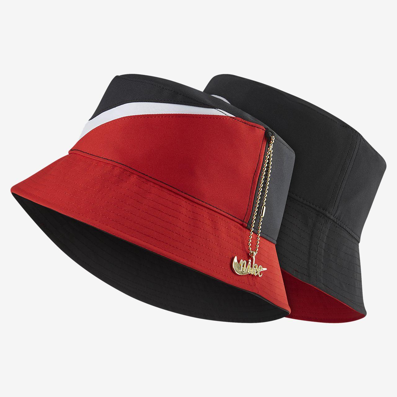 Nike Sportswear Swoosh Damen-Fischerhut
