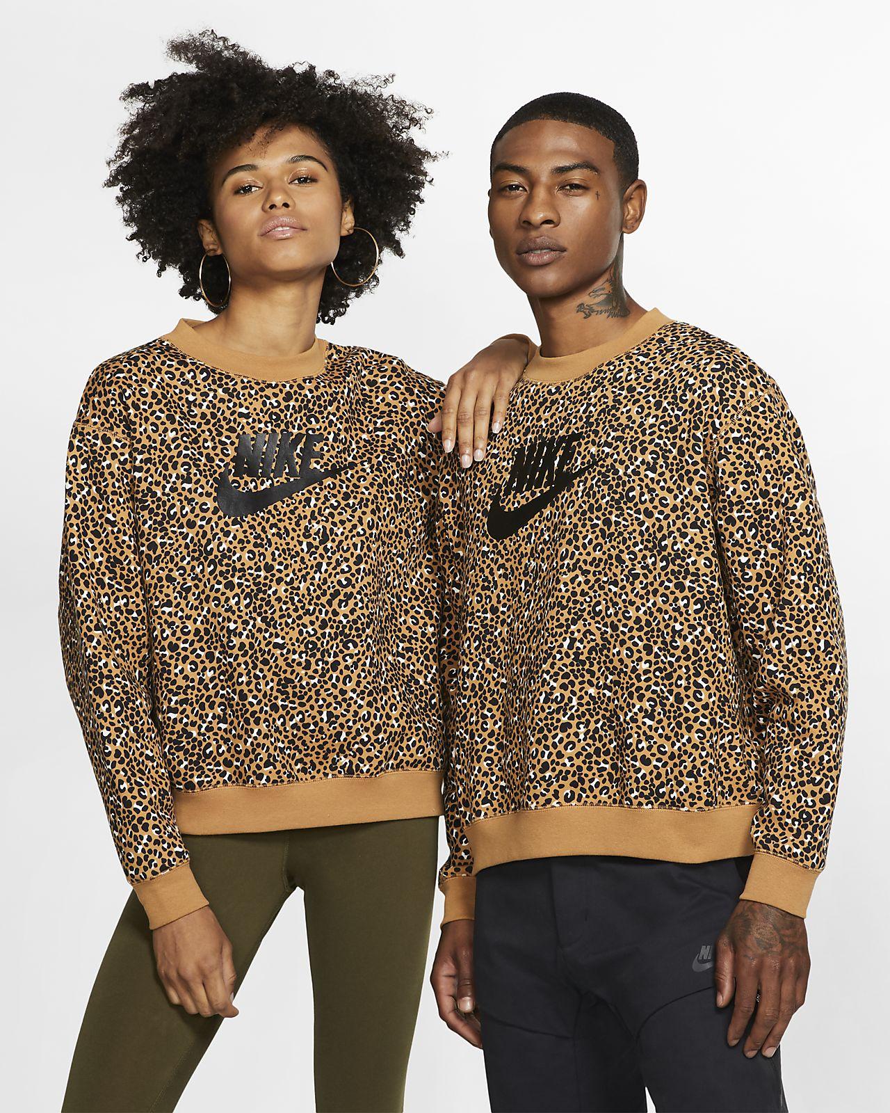 Nike Sportswear Animal Print Dessuadora