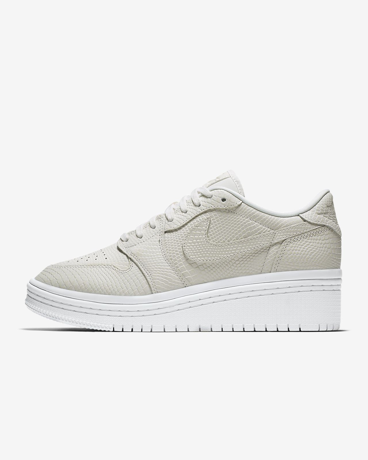 24561aa74489ee Air Jordan 1 Retro Low Lifted Women s Shoe. Nike.com ID