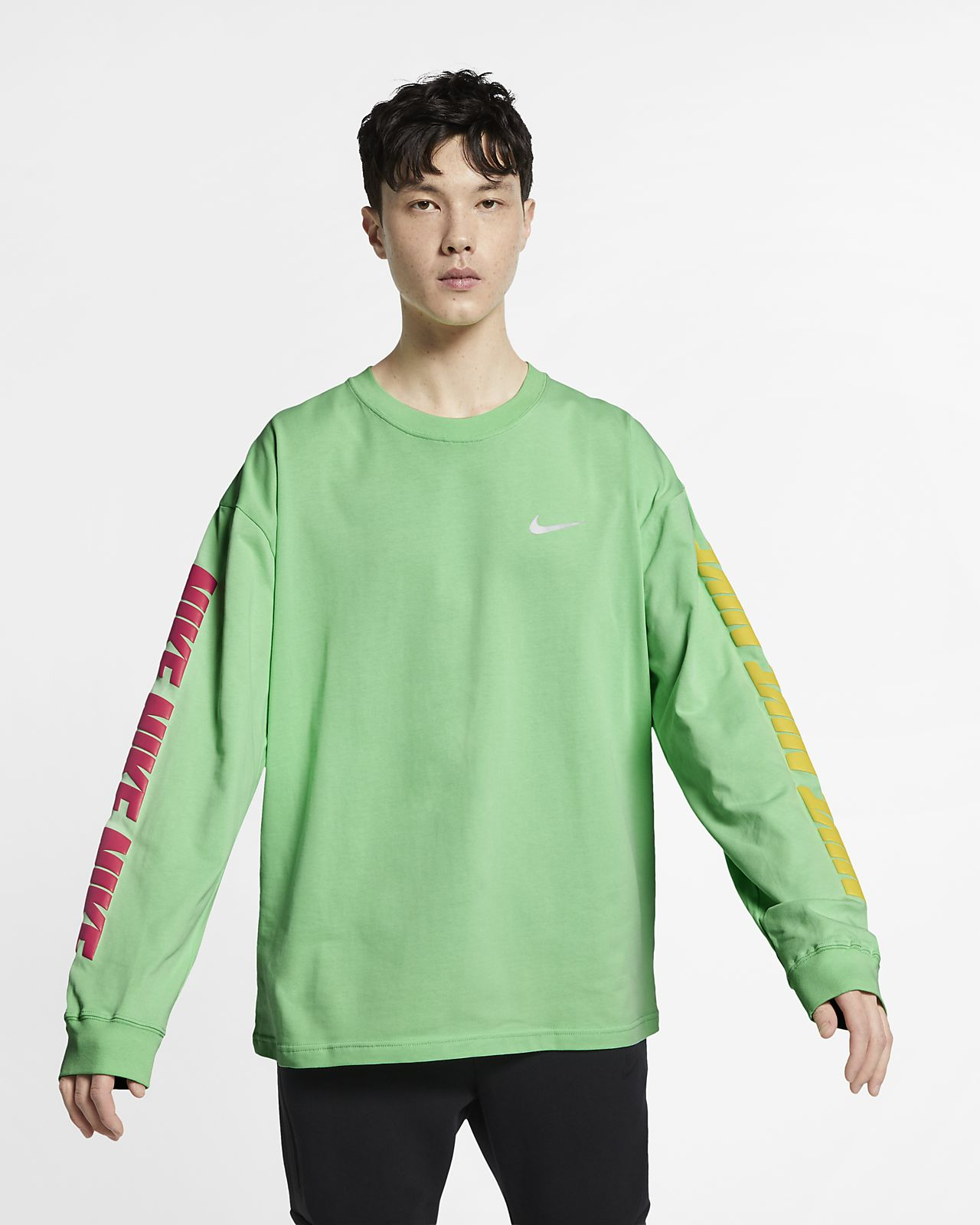 Nike langermet T-skjorte