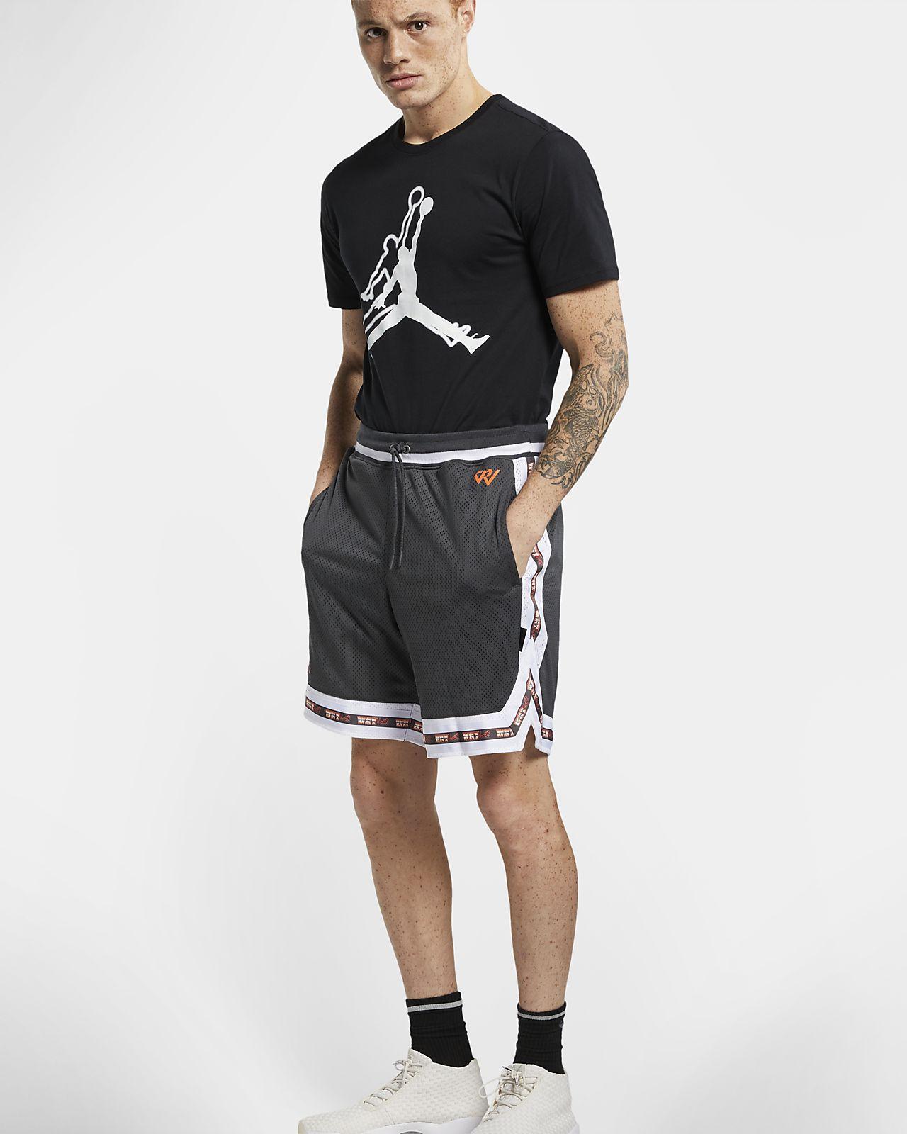 8829f1be4d74e0 Jordan x RW Men s Mesh Shorts. Nike.com