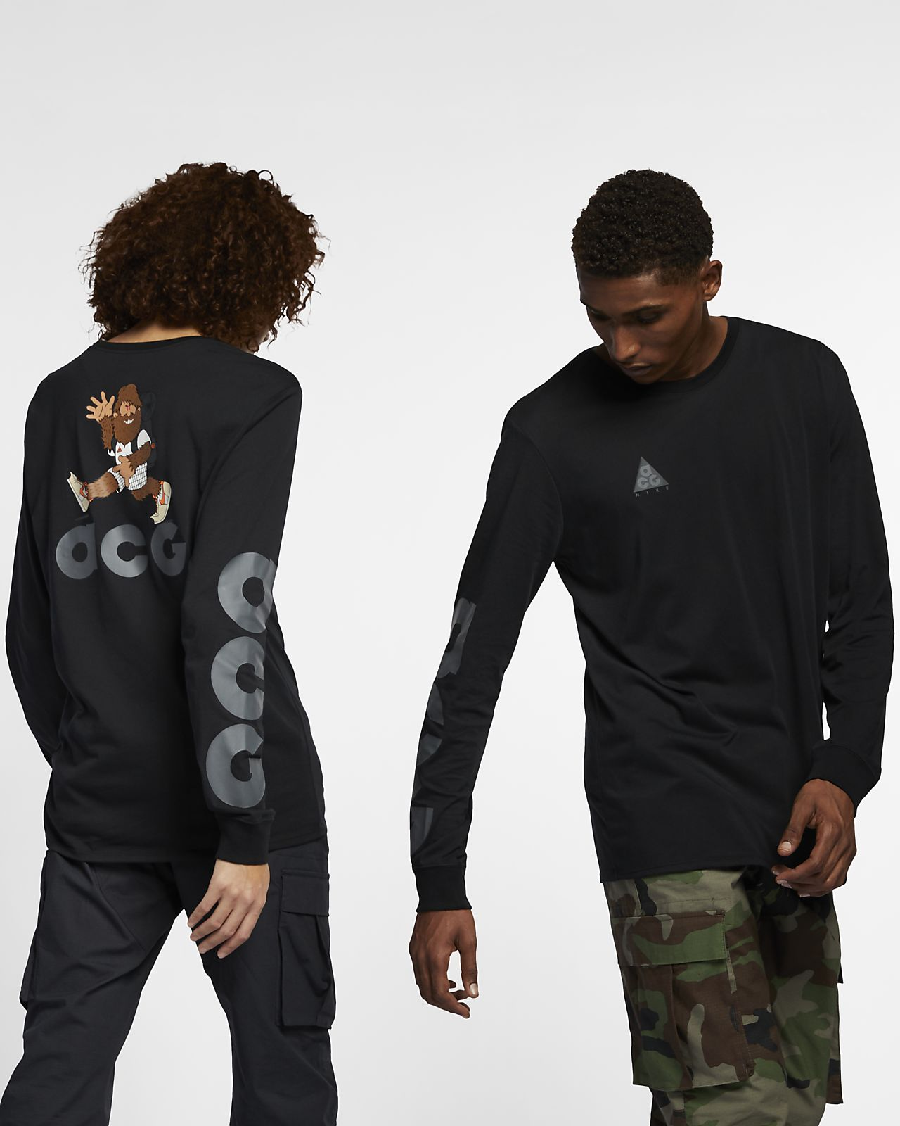 Nike Sportswear ACG男子长袖T恤