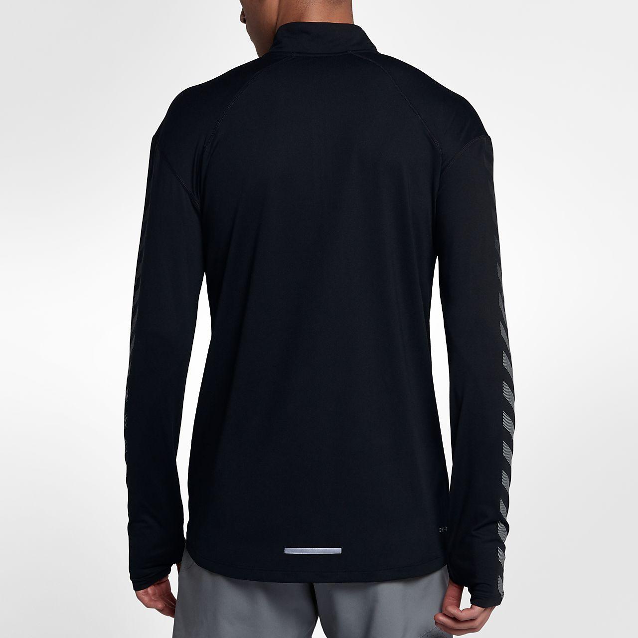c6ec03f3f3 Nike Flight 23 L S DriFit Tee Camiseta manga larga para hombre color ...