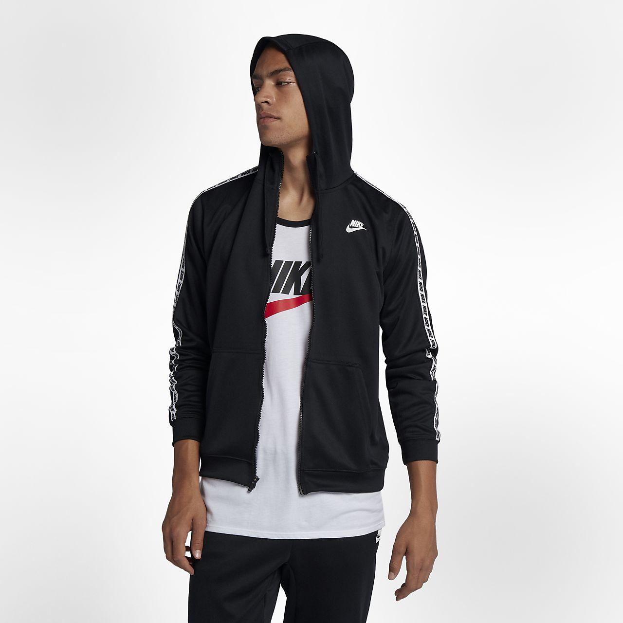 Sweat à capuche entièrement zippé Nike Sportswear pour Homme. Nike ... e2acb6b4e28