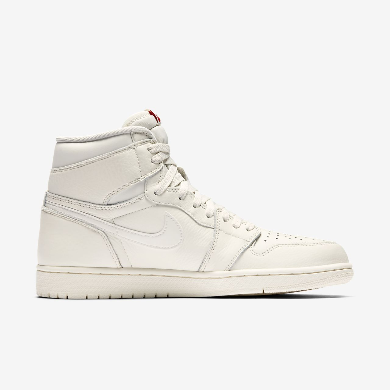 Air Jordan 1 Pinnacle White Sneaker Bar Detroit