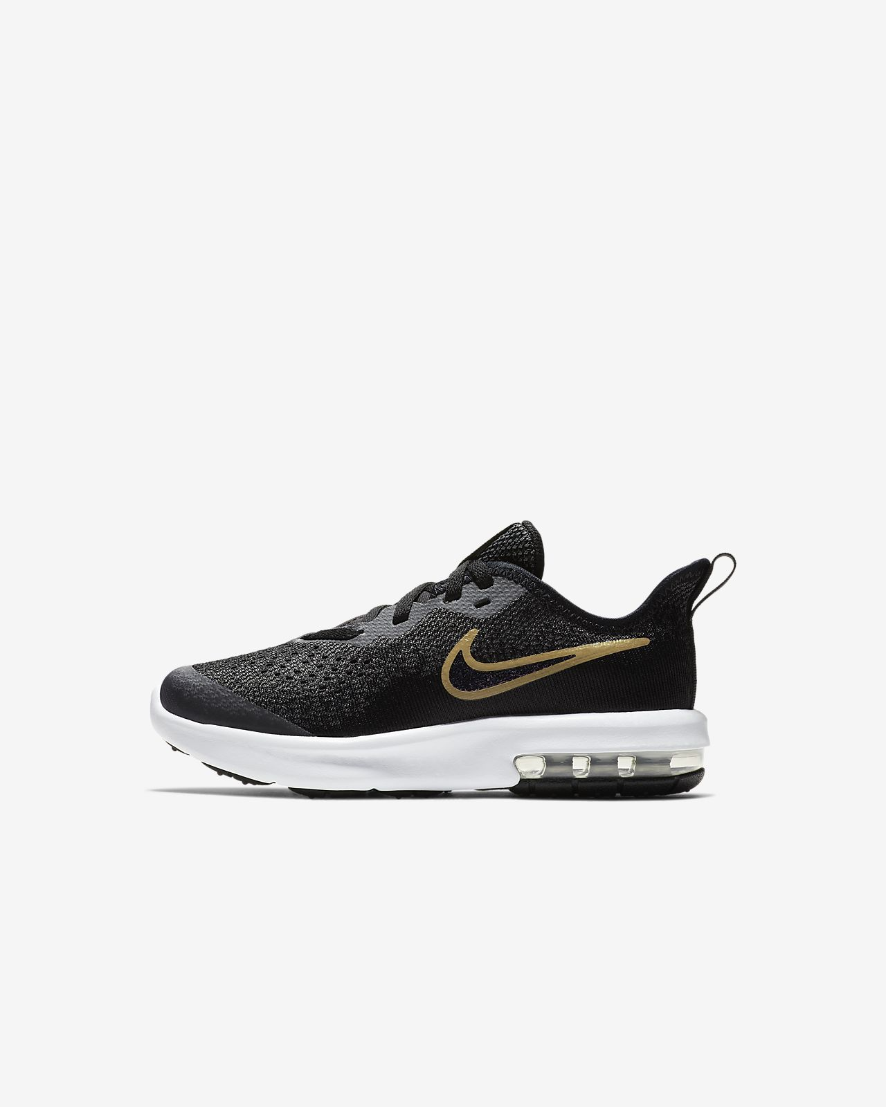 8f0fc6e0f6a Nike Air Max Sequent 4 Shine Younger Kids  Shoe. Nike.com AU