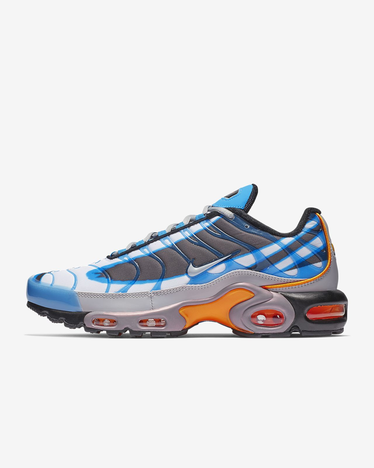 finest selection 86a2c e1348 ... Nike Air Max Plus Premium Men s Shoe
