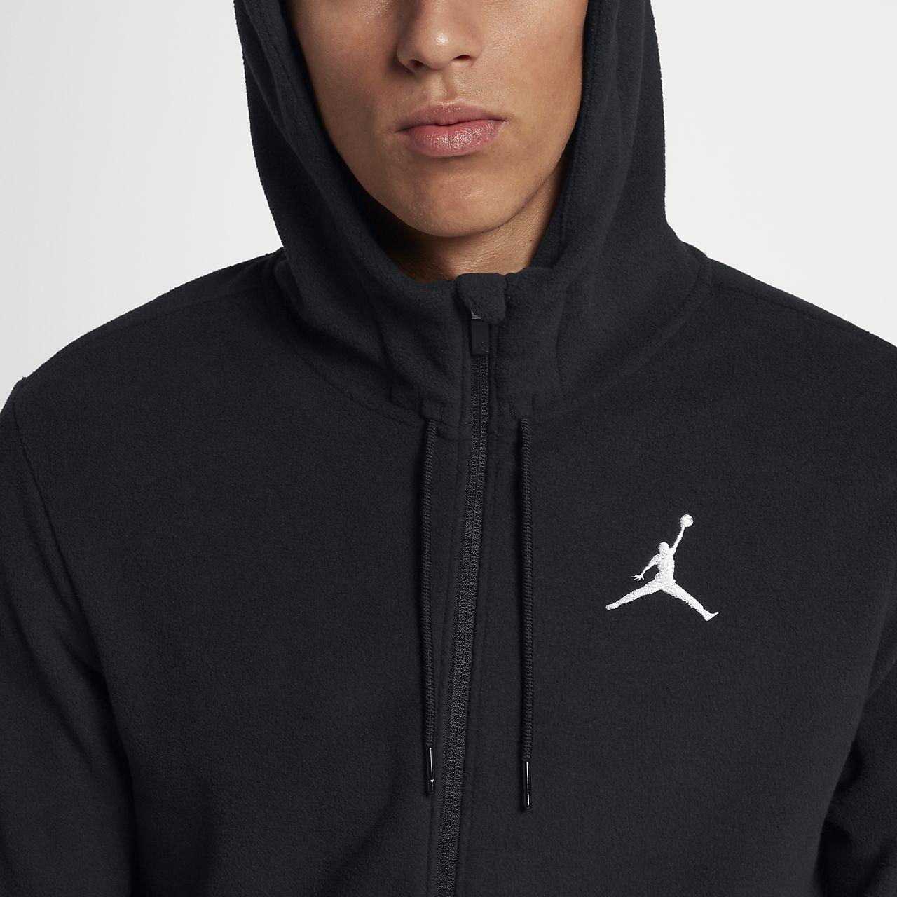 26d2dd89b58 Jordan Therma 23 Alpha Men's Full-Zip Training Hoodie. Nike.com SG