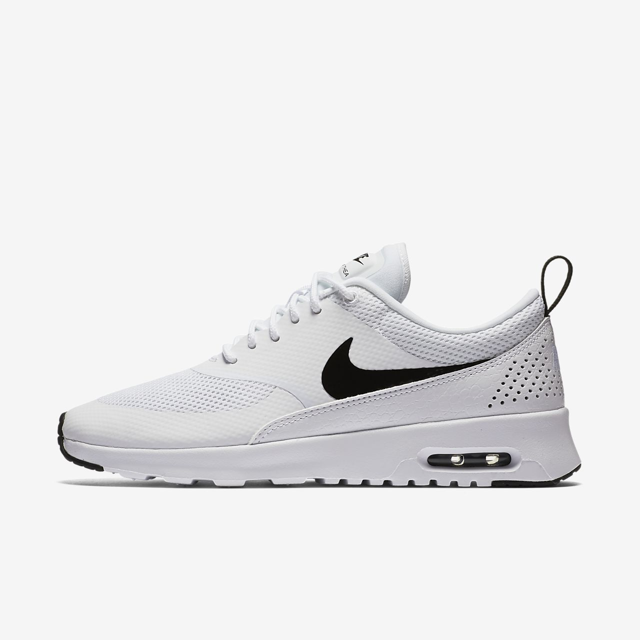 nike air max thea white shoes. Black Bedroom Furniture Sets. Home Design Ideas